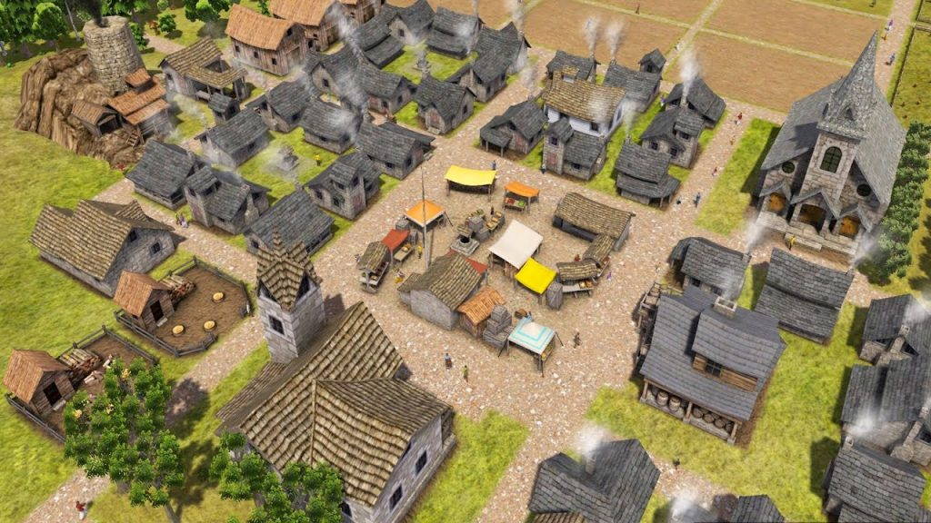 Banished: Best City Building Games for Mobile and PC