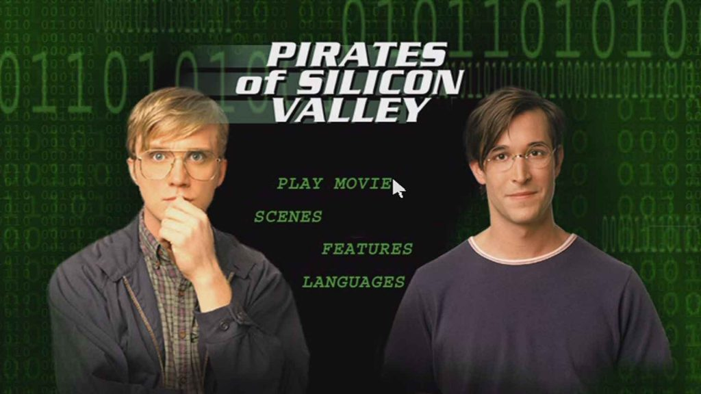 Pirates of Silicon Valley: Silicon Valley based movies on Netflix and Amazon Prime Video
