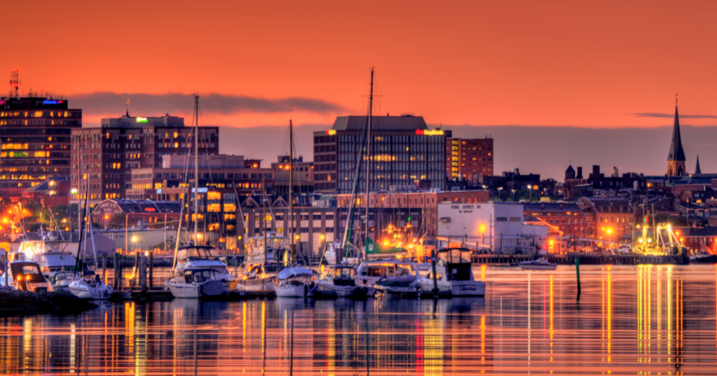 Portland, Maine: Places to live in the US