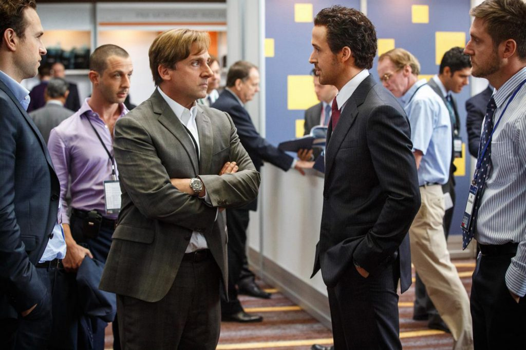 The Big Short: Best movies for MBA students