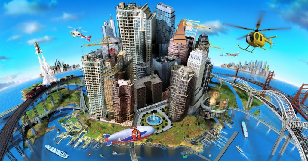 SimCity 4: Best City Building Games for Mobile and PC