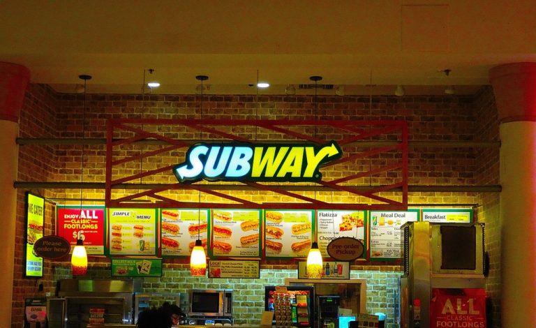 Minimum age to work at Subway