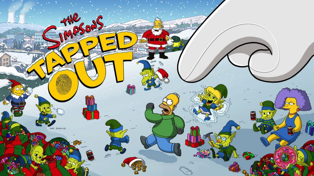 The Simpsons: Tapped out; Best City Building Games for Mobile and PC
