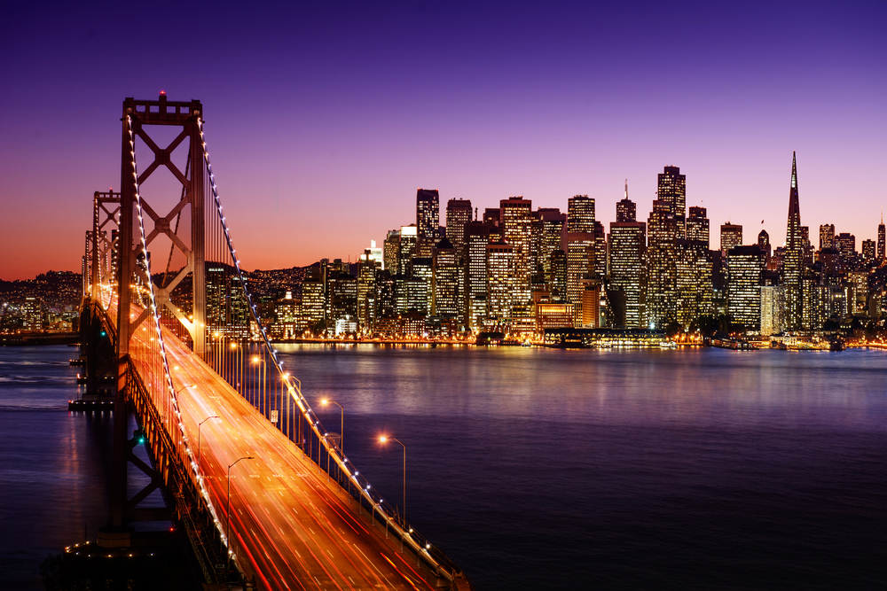 San Francisco, California: Places to live in the US