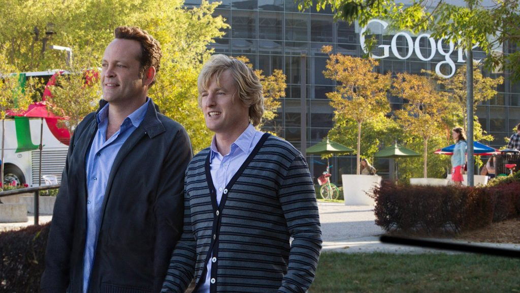 The Internship: Silicon Valley based movies on Netflix and Amazon Prime Video