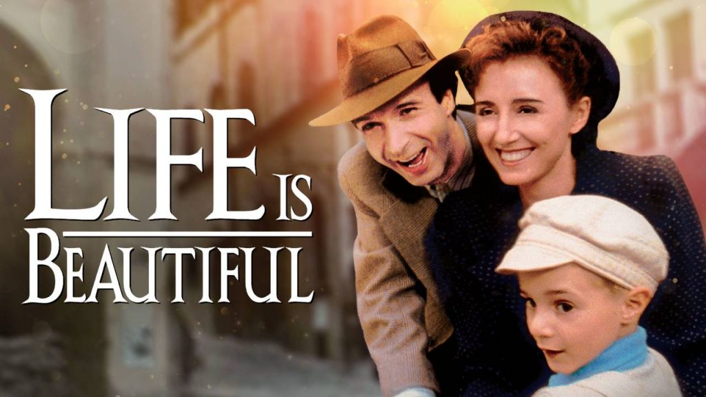 Life Is Beautiful Poster: best hybrid action genre movies