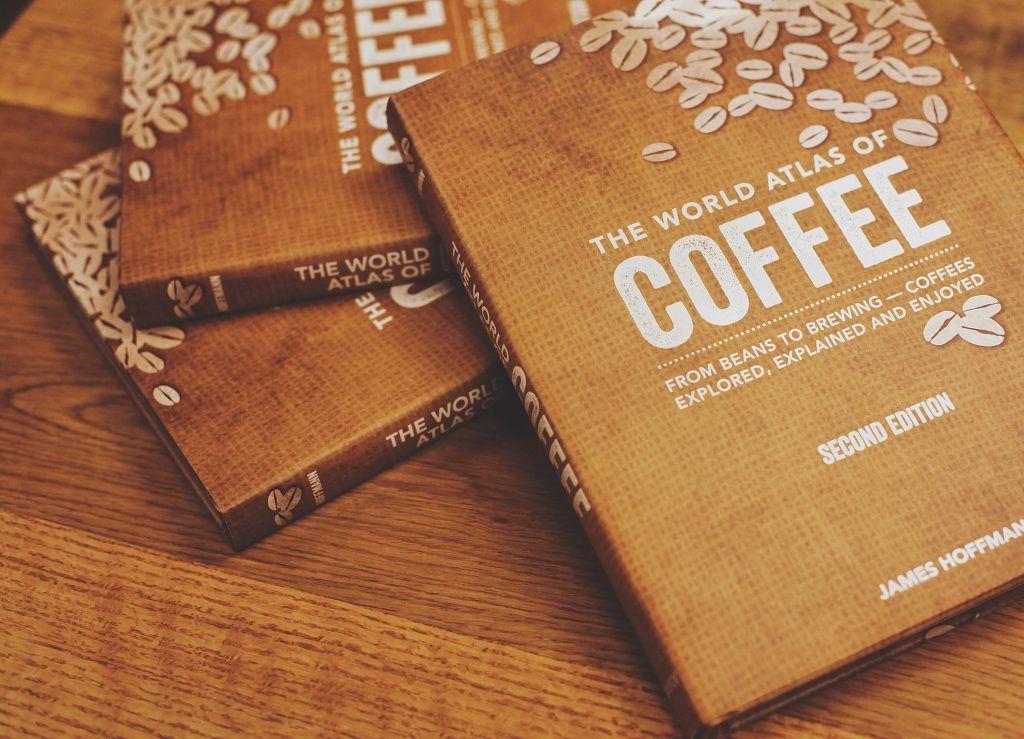 The World Atlas of Coffee Book: Best Coffee Accessories for a Coffee Lover