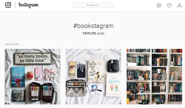 Write captions; Make Money on Instagram by Writing