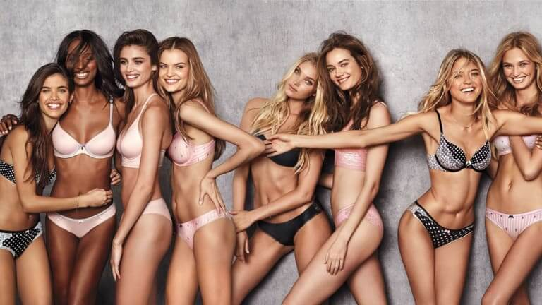 How to be a Victoria's Secret Model?