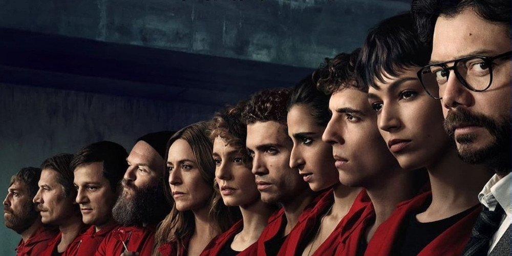 Money Heist Cast and All Season Reviews