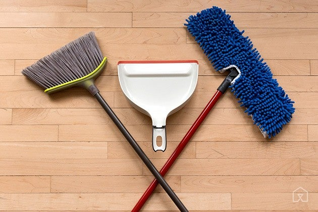 Mop and Broom: Best Cleaning Tools