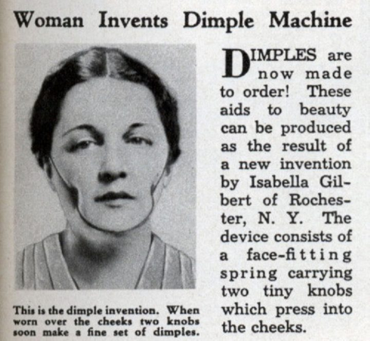 Dimples for all:  Facts About People with Dimples