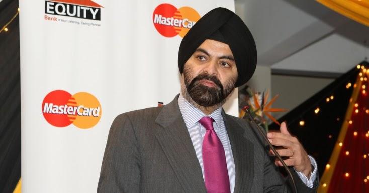 Ajaypal Singh Banga: Richest Indian-origin CEOs in the World