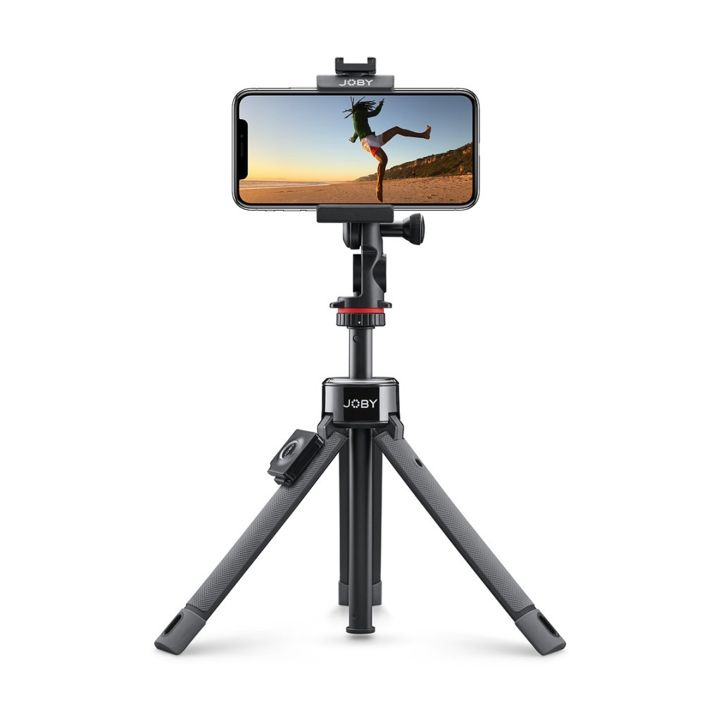 4 Great Equipment for Vlogging on iPhone: Tripod