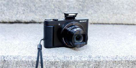 7 Great Cameras for Vlogging and Streaming: Sony Cyber-shot HX99