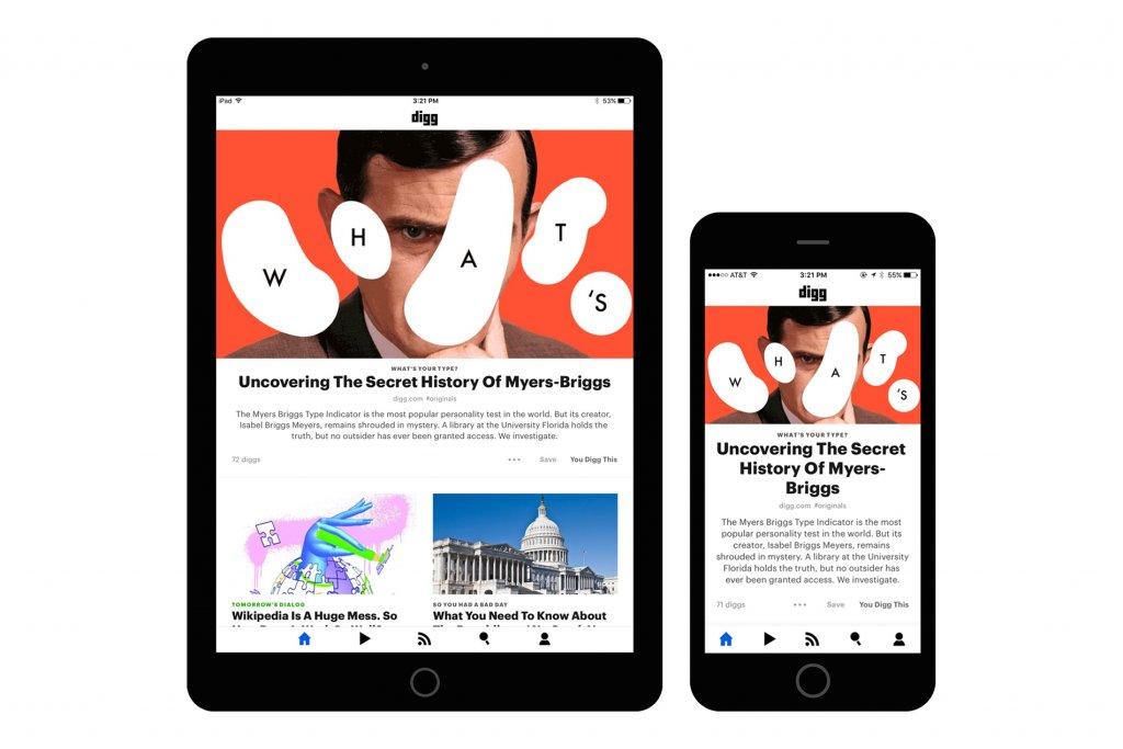 8 Best Social Bookmarking Sites: Digg