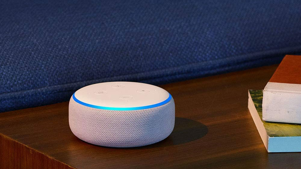 Echo Dot: High Tech Gadgets for Apartments