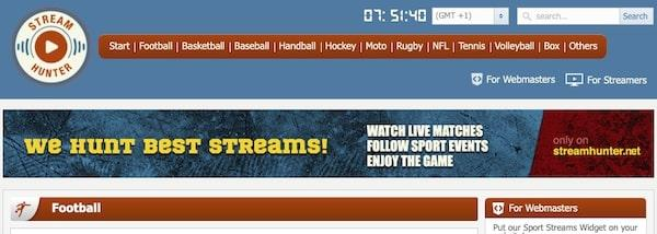 9 Best Free Football Streaming Sites: Real Stream United