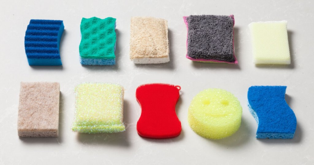 Sponge: Best Cleaning Tools