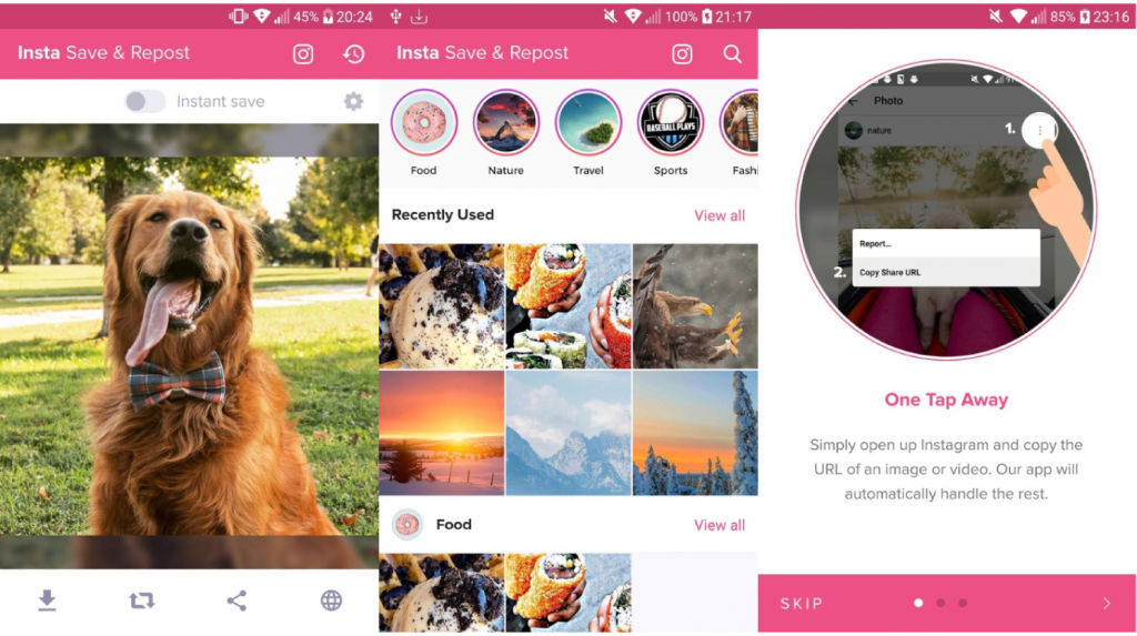Save and Repost for Instagram: Best Reposting Apps for Instagram