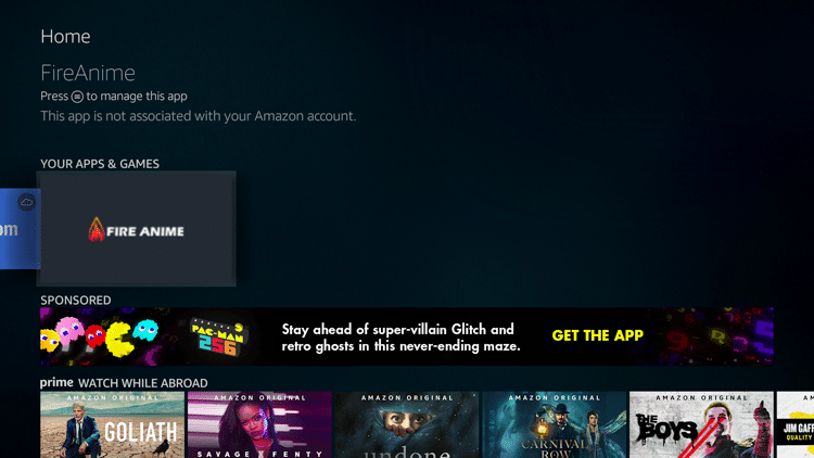 How to Install and Use FireAnime On FireStick