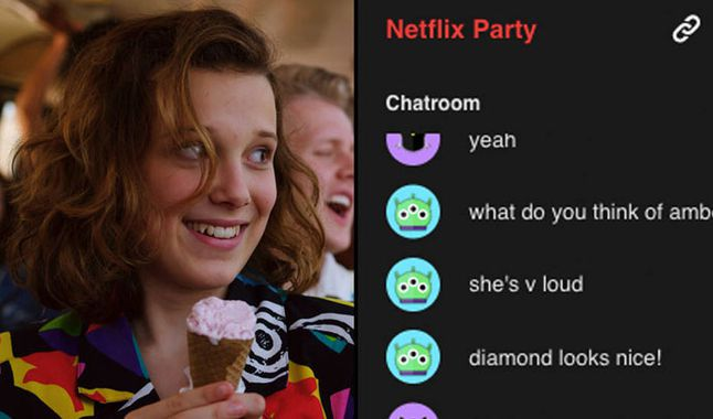 How to use Netflix Party