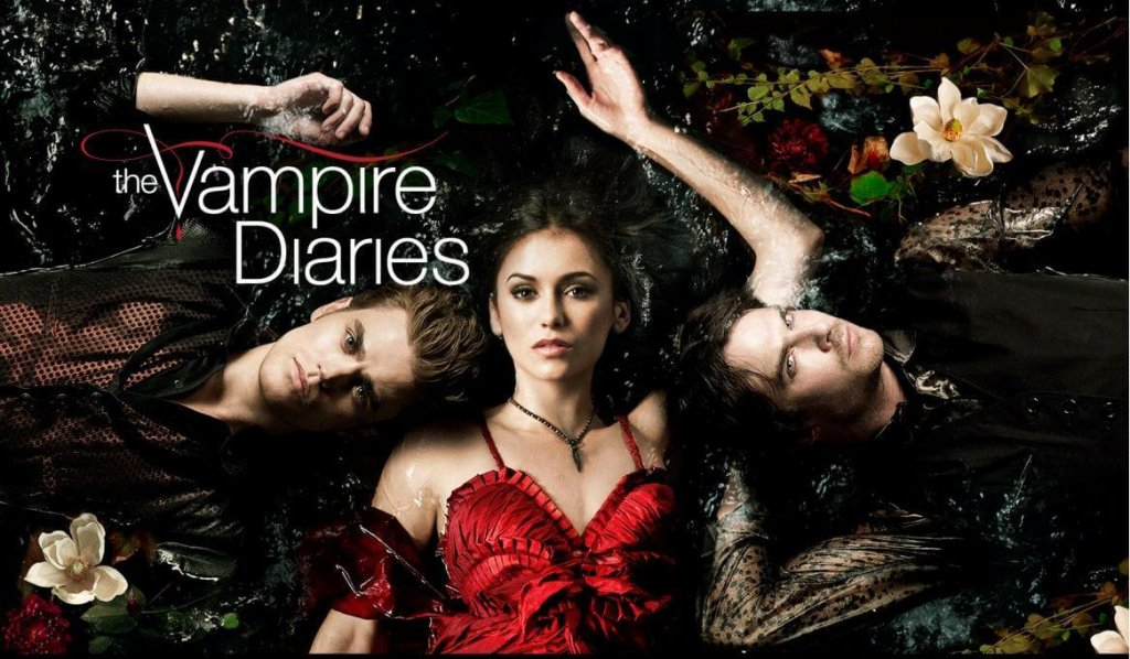 The Vampire Diaries: Most Underrated Paranormal Romance TV Series