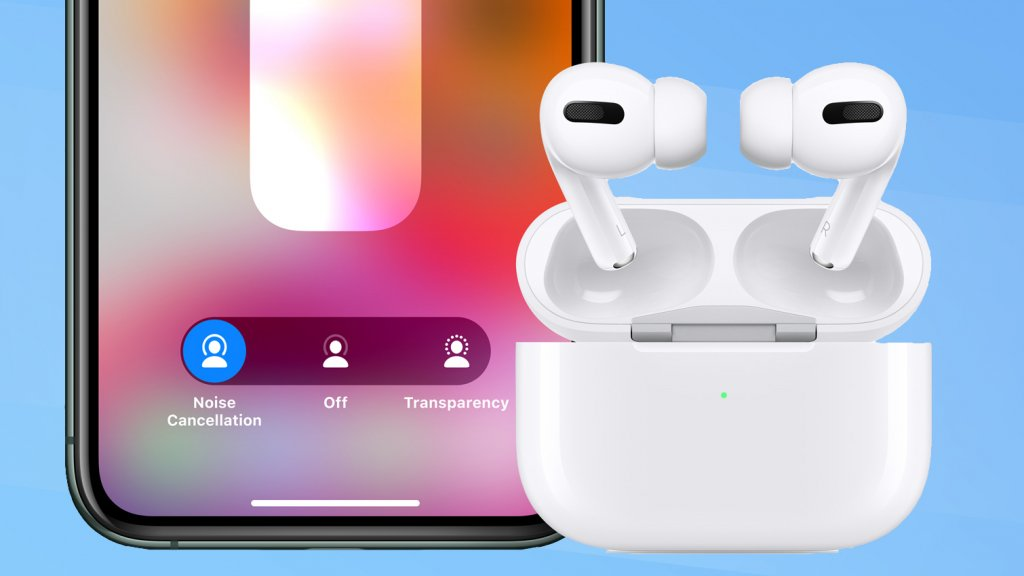 AirPods 2 vs AirPods Pro: Noise Cnacellation