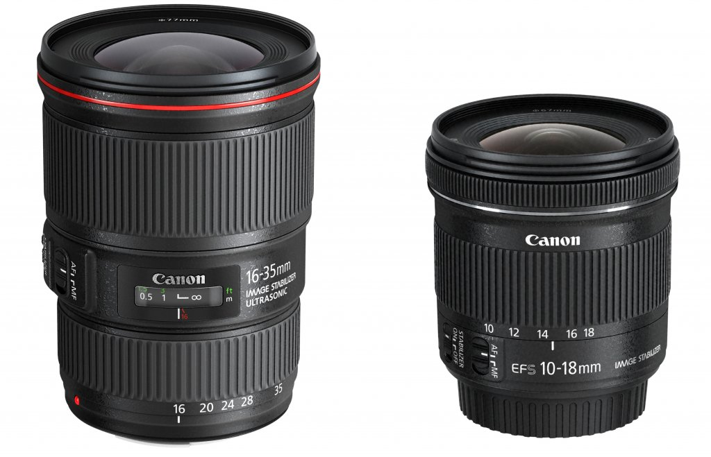 What Size Camera Lens Do I Need: Wide Angle Lens
