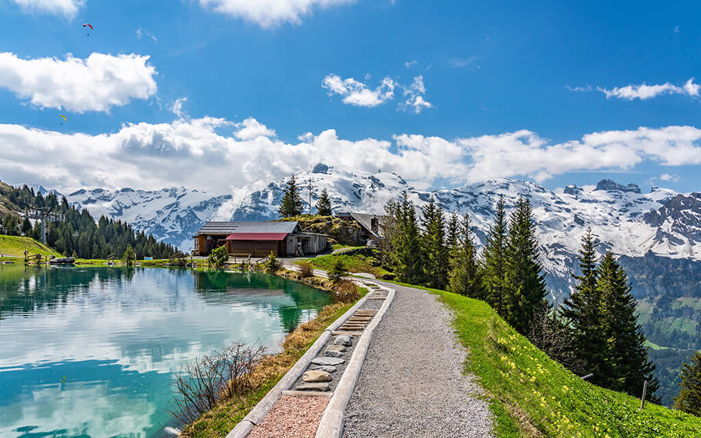 Switzerland: One of the Richest Countries in the World in 2021