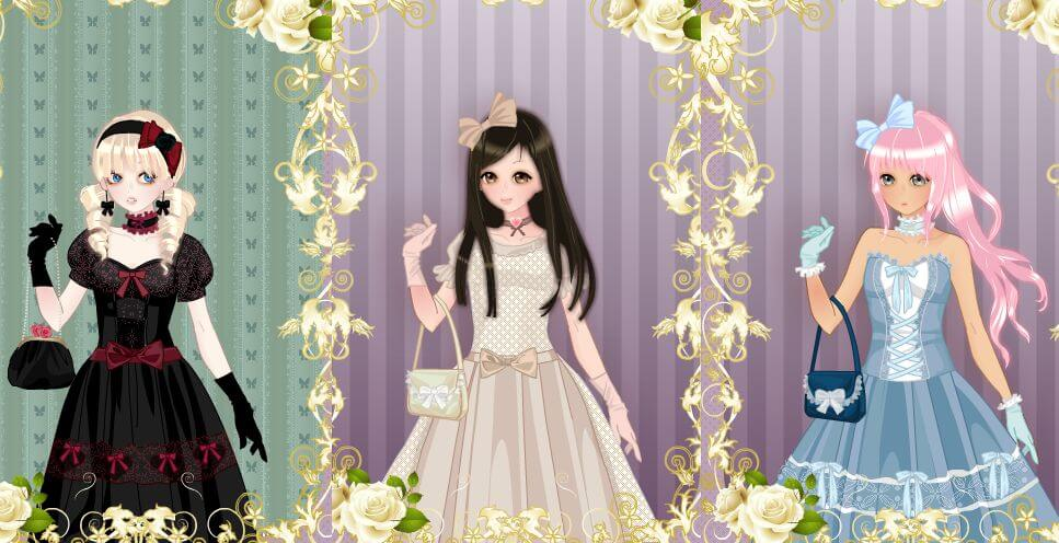 Dress Up Games for Girls in 2021
