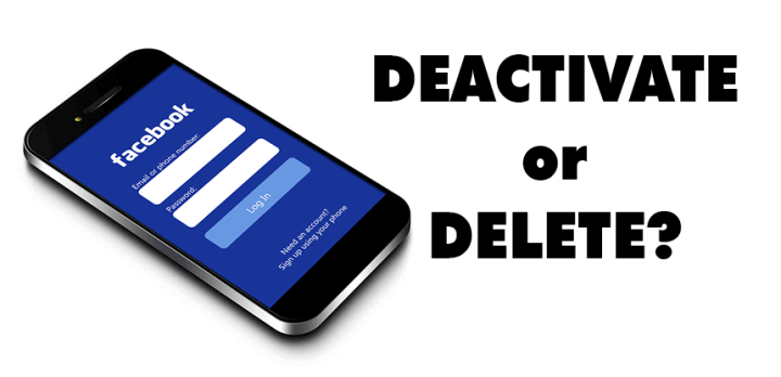 Deactivate or Delete: Best Ways to Recover Deleted Facebook Account