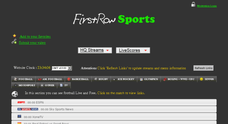 9 Best Free Football Streaming Sites: First Row Sports