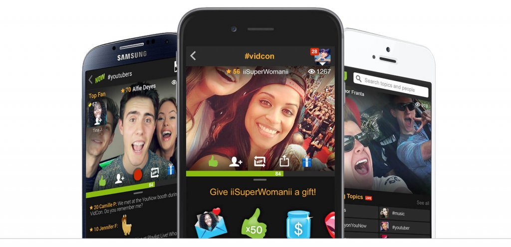 YouNow: Best free live video streaming sites