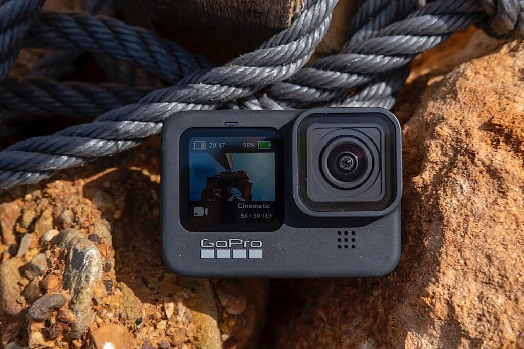 7 Great Cameras for Vlogging and Streaming: GoPro Hero9
