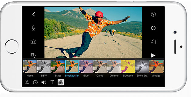 4 Great Equipment for Vlogging on iPhone: iMovies Editing App