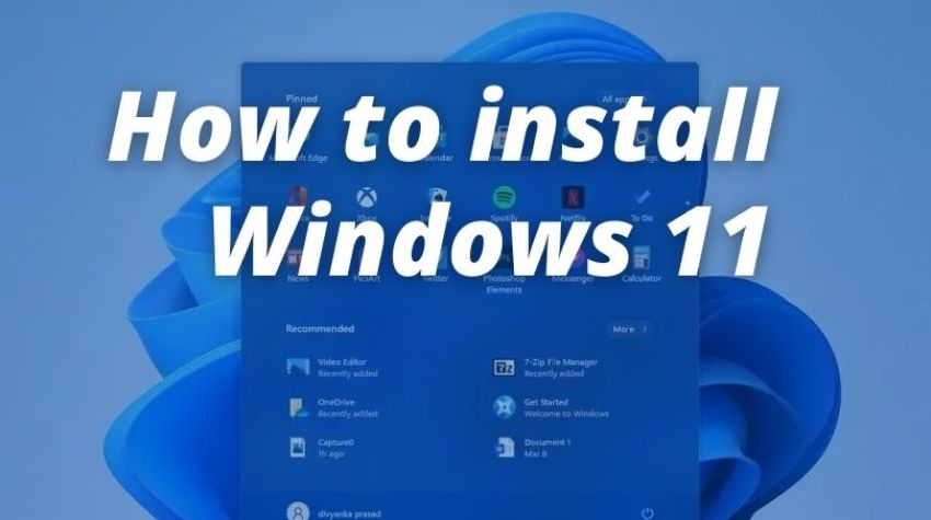 How to Download & Install Windows 11?