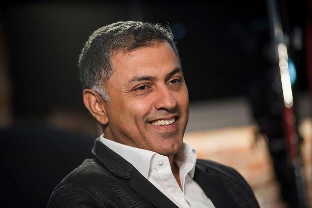 Nikesh Arora: Richest Indian-origin CEOs in the World