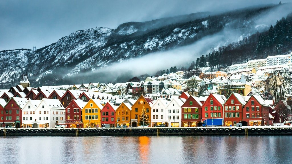 Norway: One of the Richest Countries in the World in 2021