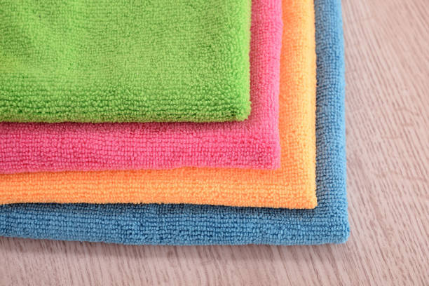 Microfiber Cloth: Best Cleaning Tools