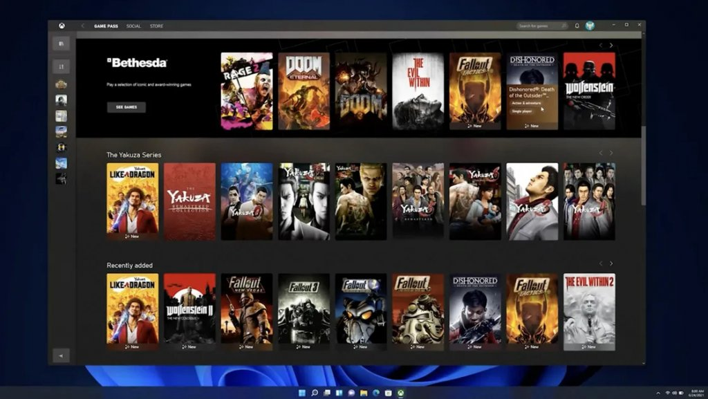 Features of Windows 11: Enhanced Gaming