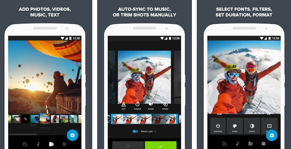 How to Start Vlogging with Android Phone: Quik Editing App