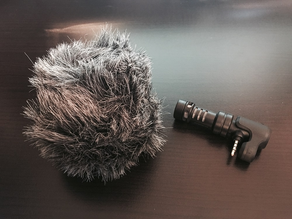 4 Great Equipment for Vlogging on iPhone: External Microphone