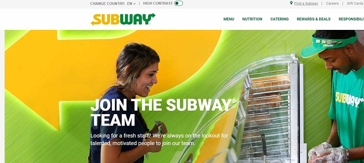 How to Apply for a Job at Subway?