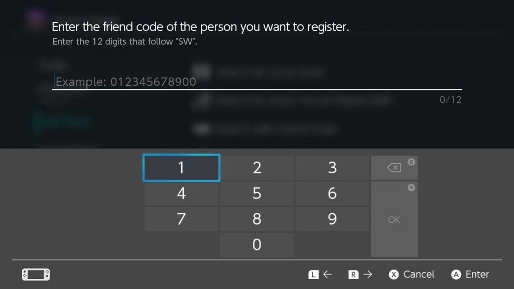 How to Add Friends on Nintendo Switch using Friend Code?
