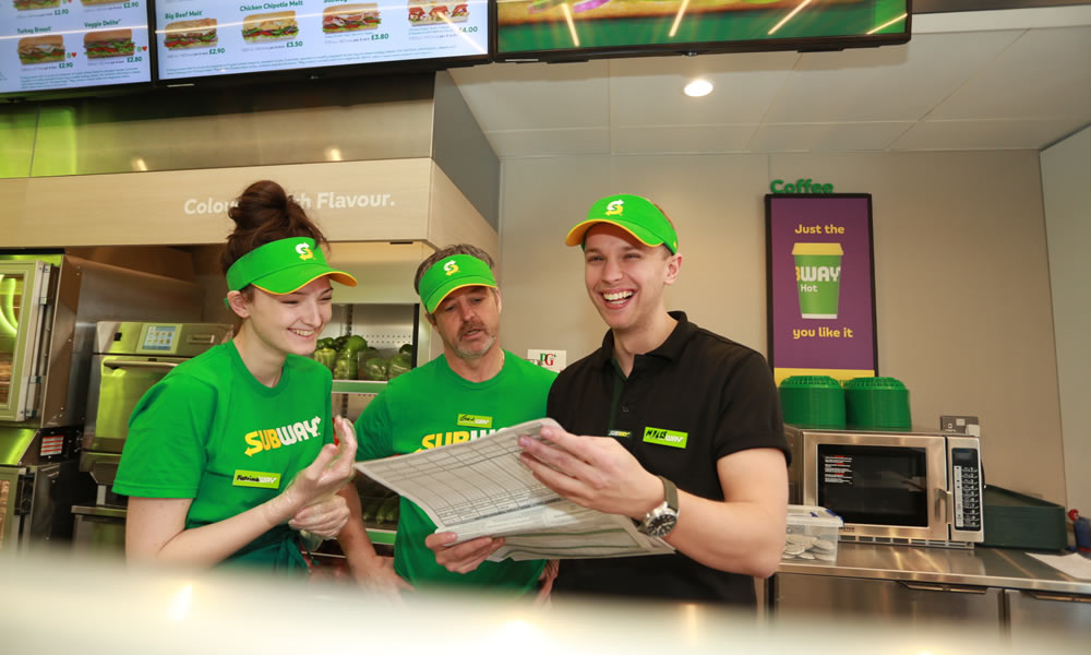 Subway Job Opportunities with Requirements and Salary!