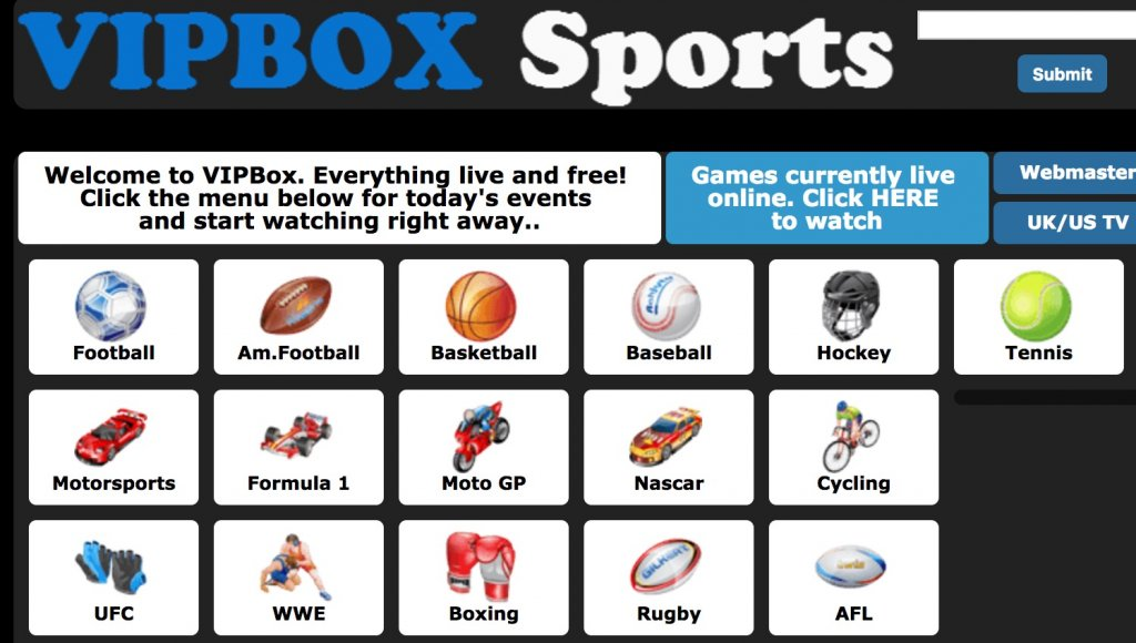 Top Firstrowsports Alternatives