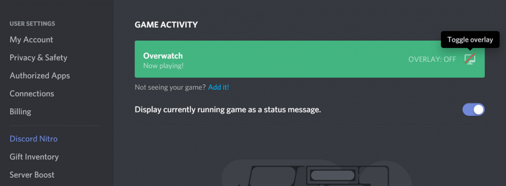How To Disable Discord Overlay [Game-S[ecific Method]