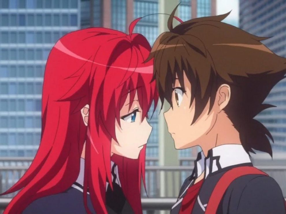 High School DxD Season 5 Is Back With Our Devil!