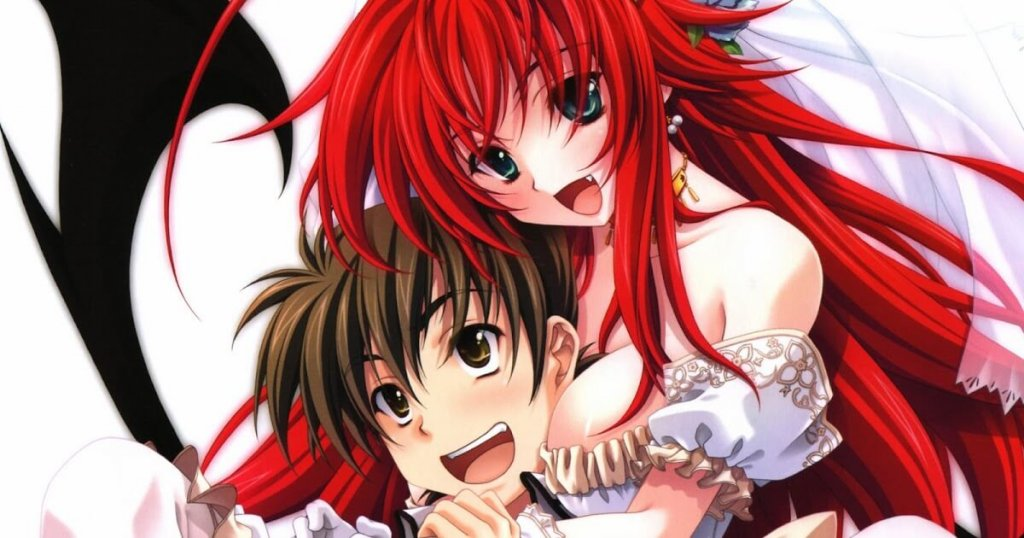 High School DxD Season 5: Are Issei and Rias Together?